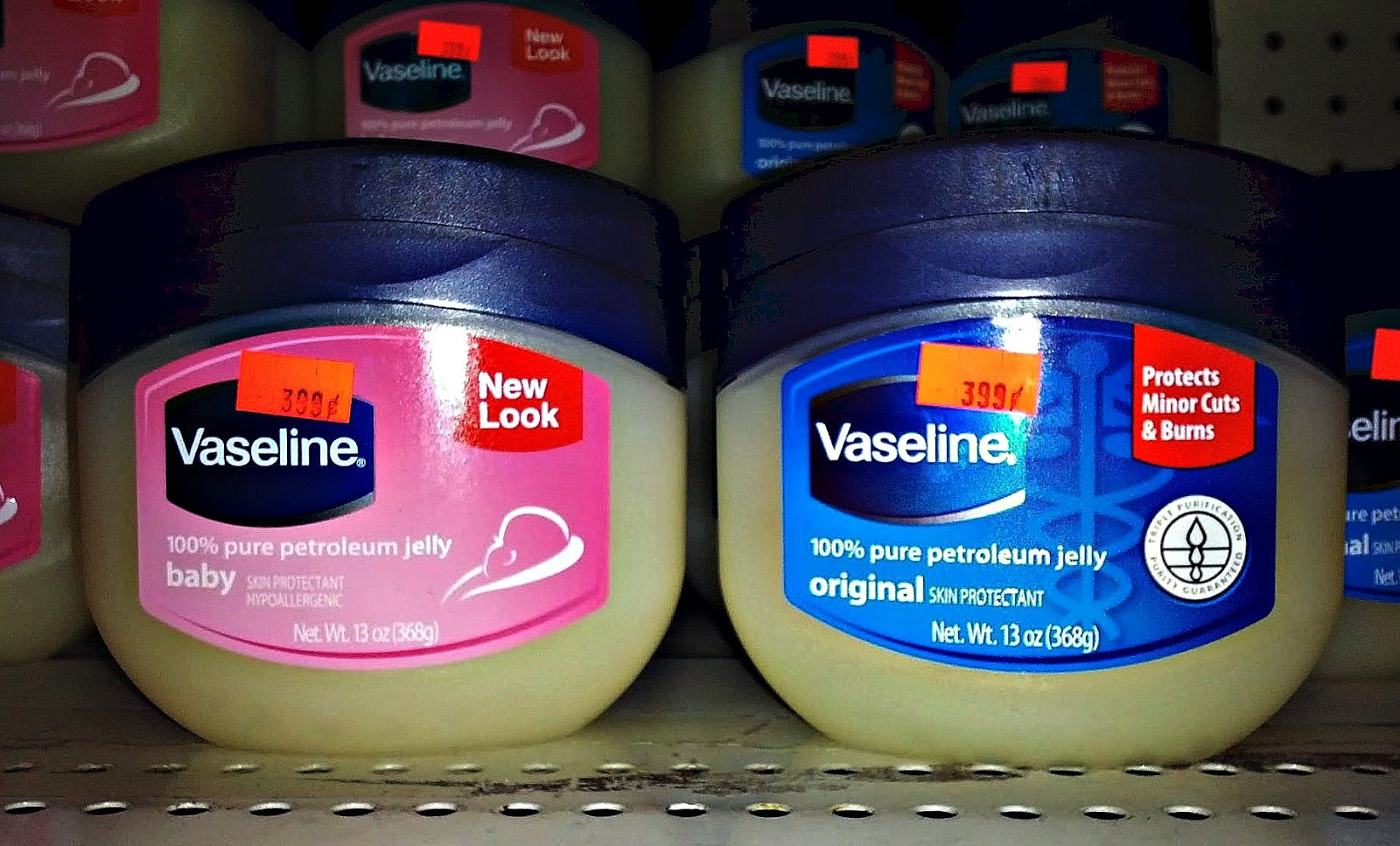 Vaseline Nursery Jelly All About Petroleum Baby 100ml Poor Marketing Stay Away From The Pink Jar White