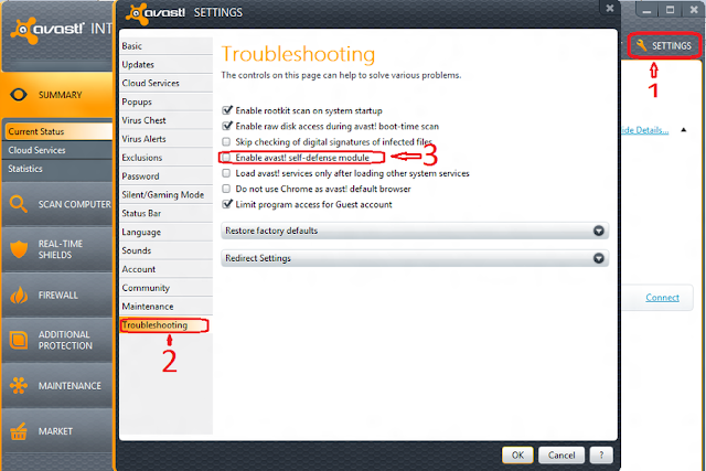 Avast! Internet Securtiy / Pro Antivirus v7.0.1426 Final + LIC To 2050 full version troubleshooting