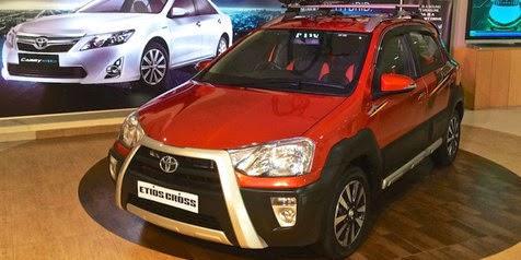 Mobil Baru Toyota Yang Keluar Tahun 2015