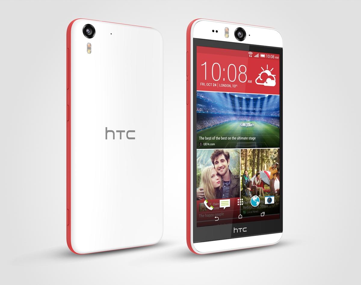 HTC Desire Eye Review