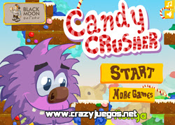 Jugar Candy Crusher - www.crazyjuegos.net