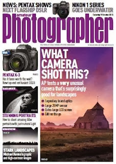 Amateur Photographer - 19 October 2013