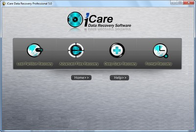 ICare Data Recovery Professional 5.1 Serial key
