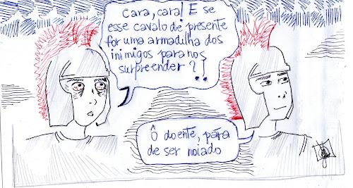 CAVALO DE NÓIA