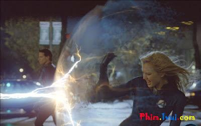 Phim Bộ Tứ Siêu Đẳng - Fantastic Four [Vietsub] Online