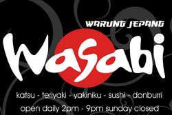Warung Wasabi, Katsu Teriyaki Yakiniku Sushi Donburri