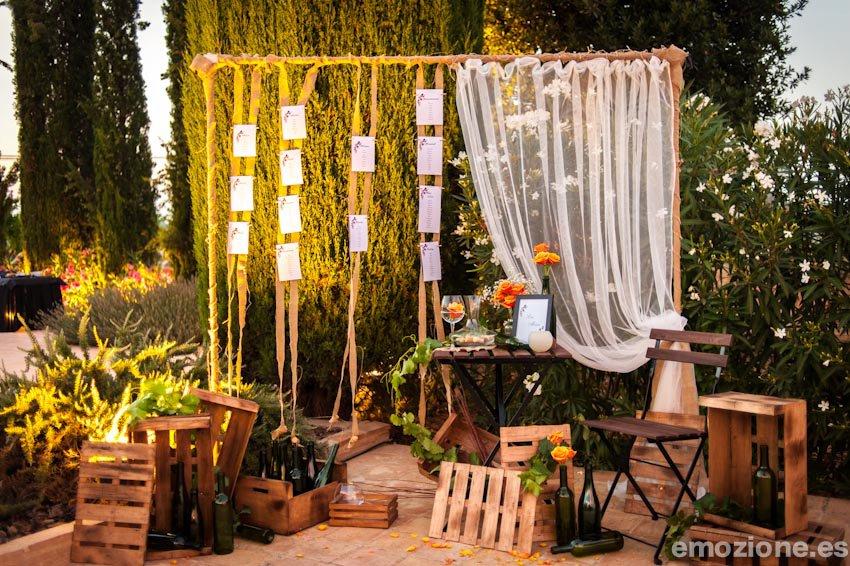 una boda inspirada en el vino en la masa de aldamar with decoracion bodas originales