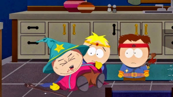 free south park games to play