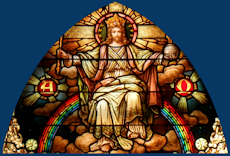 Jesus Christ is Lord of the Rainbow