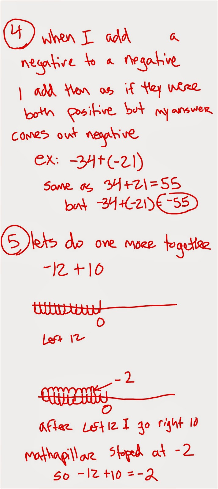 Displaying 19> Images For - Negative Number Line With Fractions...
