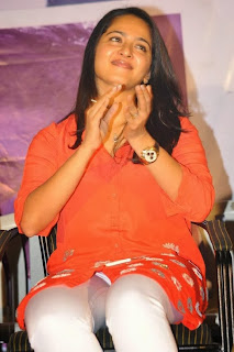 Actress Anushka Shetty Pictures at Prema Ishq Kadhal Audio Success Meet Function  0035.jpg