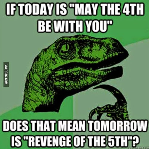 may the 4th revenge of the 5th