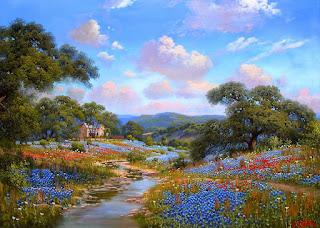 Vistas Paisajes flores