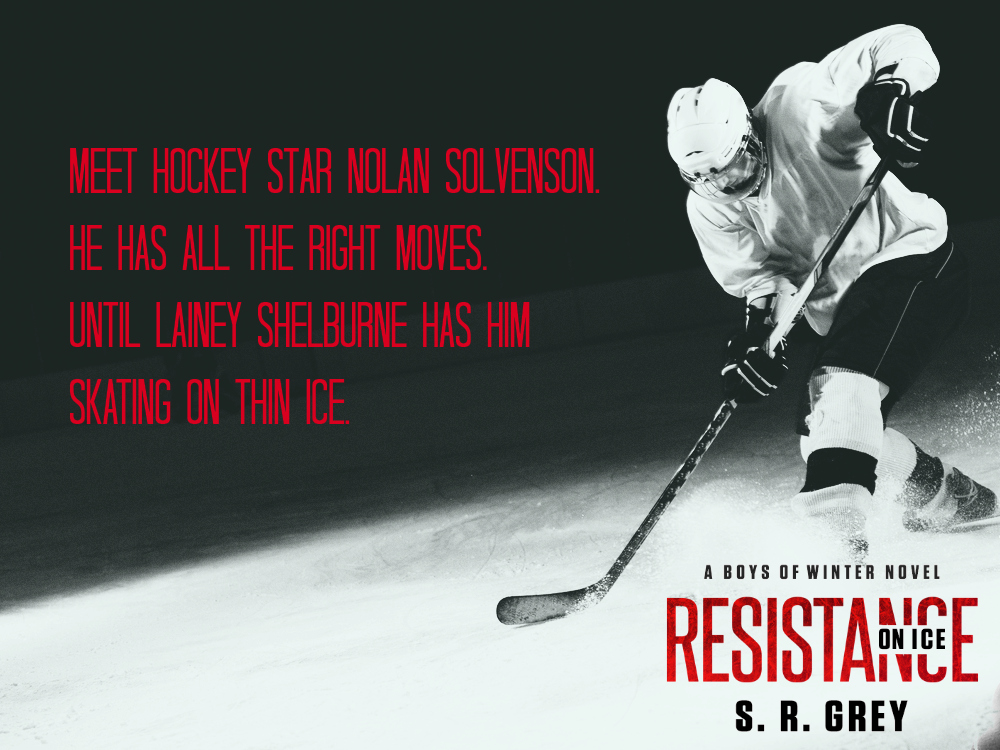 Resistance on Ice Cover Reveal
