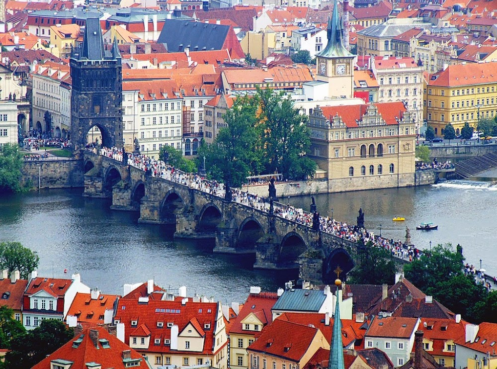 Guia Praga Roteiro   Praga, o que visitar