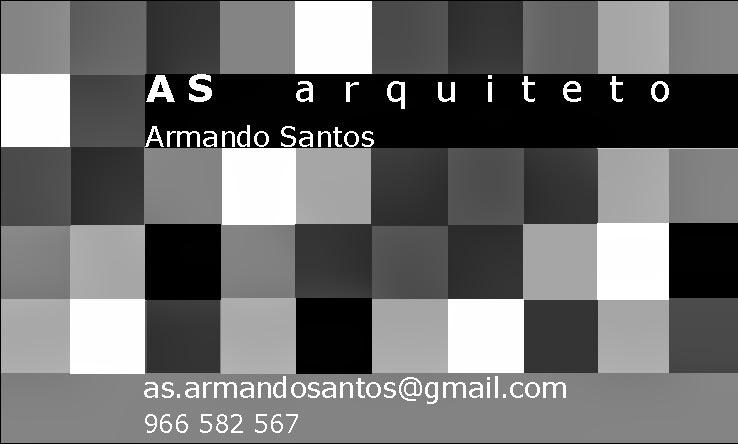 AS Arquiteto de Armando Santos