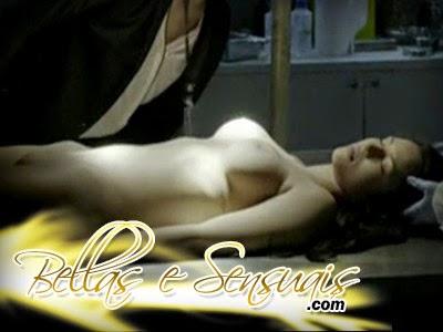 Yanna Lavigne nua na série Dupla Identidade