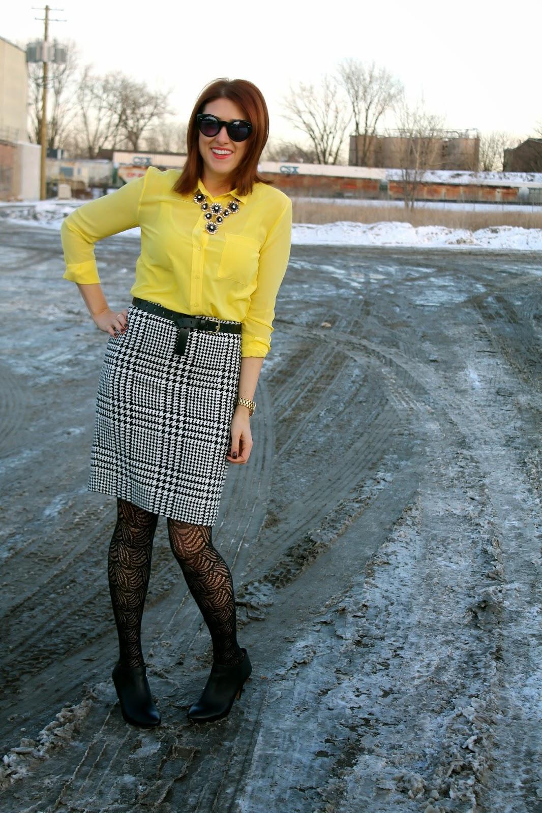 plaid, skirt