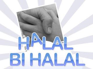 Contoh Pidato untuk Sambutan Halal Bihalal