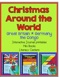Christmas Around the World: Great Britain, Germany, the Congo