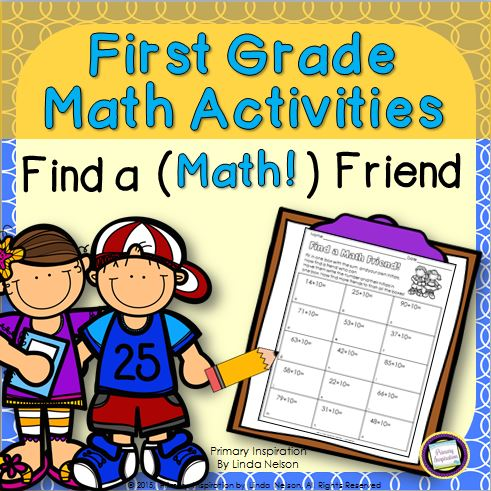 Get to Know Your (Math!) Friends!