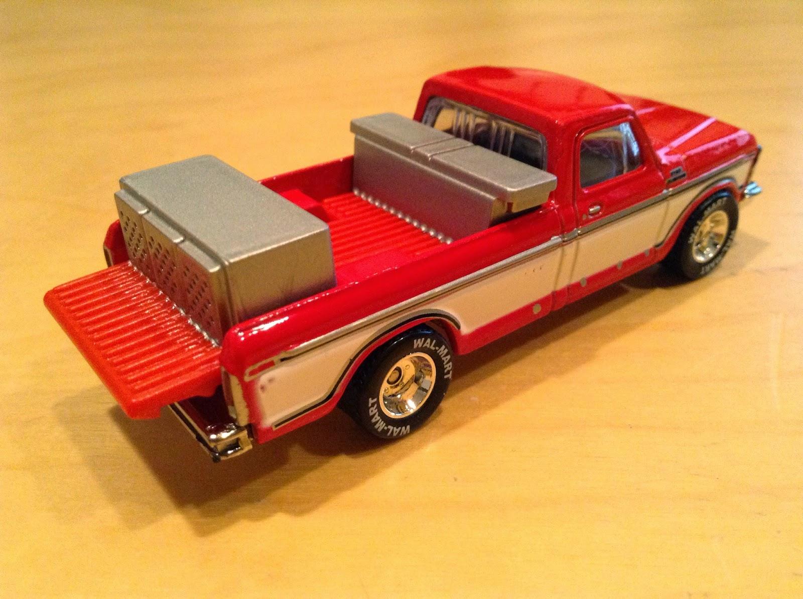 Julian's Hot Wheels Blog: 1979 Ford F-150 Truck (Walmart ...