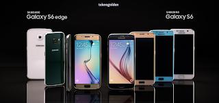 Samsung Galaxy S6 Edge,Smartphone dengan desain memukau dan kamera 16 megapixel