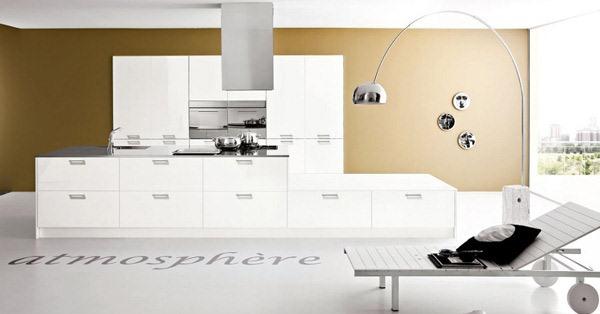 Judul: Foto Bugil Desain Dapur Sederhana Berwarna Putih Mengkilap ...
