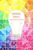 Compartimos talentos-WE SHARE TALENTS