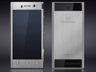 Gresso Radical Smartphone Glamor Berbasis Android
