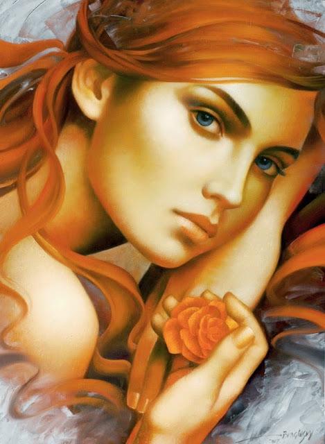 mujeres-pintados-a-mano
