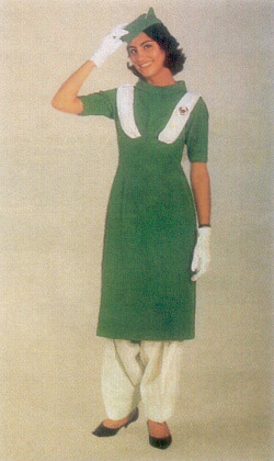 Airline Dress Fashion In Pakistan