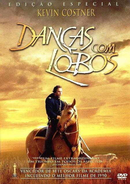 Filme Dança com Lobos Dublado AVI DVDRip