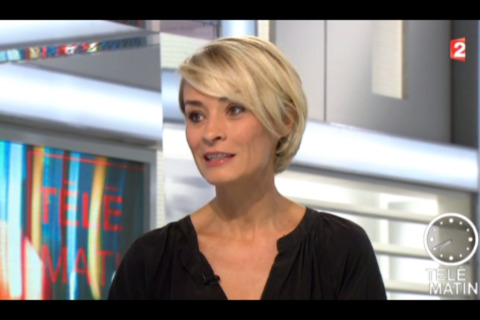 2012 10 12 natacha harry france 2 telematin 07h40. Black Bedroom Furniture Sets. Home Design Ideas