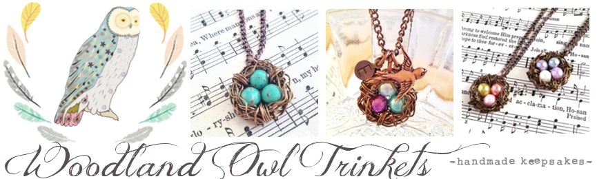 Woodland Owl Blog. Handmade. Love. Life. Ramblings