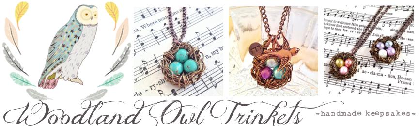 Woodland Owl Blog. Handmade. Love. Life. Ramblings