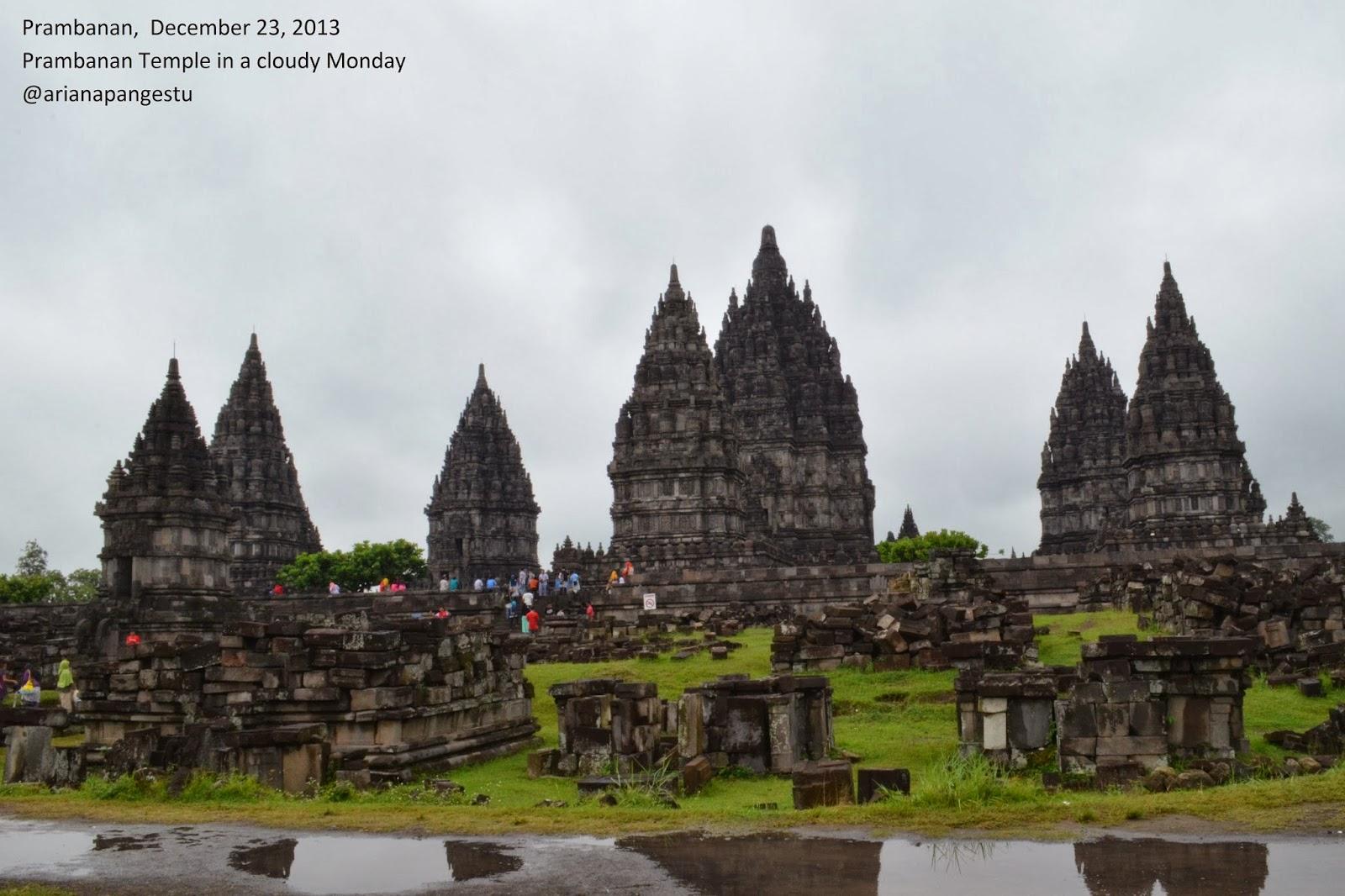 Living An Everlasting Journey Prambanan Temple Symbol Of Love