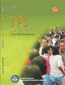 Sudut Bumi IPS Terpadu untuk SMP/MTs kelas VIII .