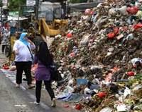 Sampah yang Menumpuk Menimbulkan Berbagai Masalah Lingkungan