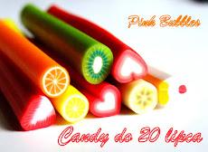 CANDY u Pink Bubbles ;) Przedłużone do 24.07
