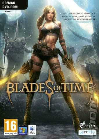 Blades of Time Game PC Free Download