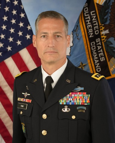 charles t cleveland will relinquish command of the us army special operations command to
