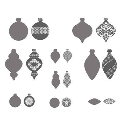 Stampin' Up! Ornament Keepsakes Digital Kit
