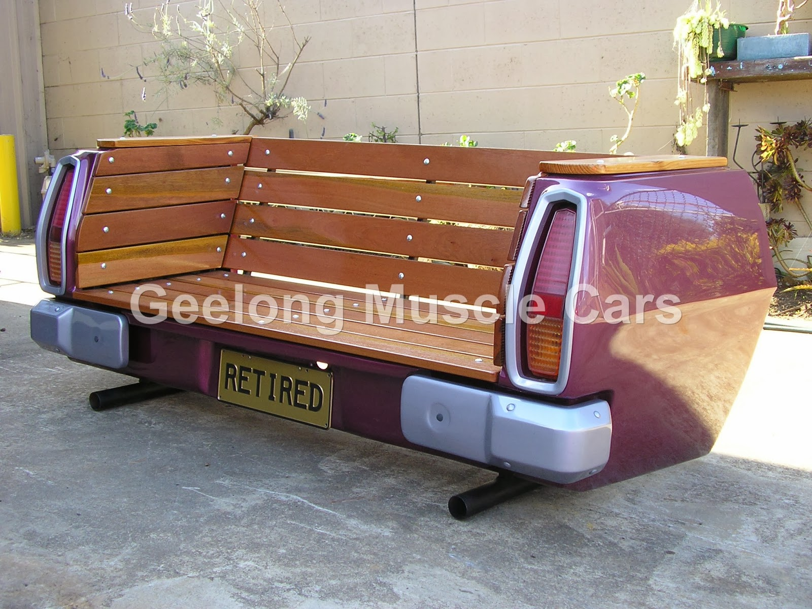 Marvelous photograph of Geelong Muscle Cars: HQ UTE BENCH CHAIR CAR COUCH with #804833 color and 1600x1200 pixels
