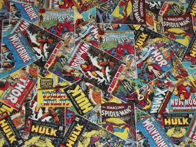 Marvel Baby Room Decor
