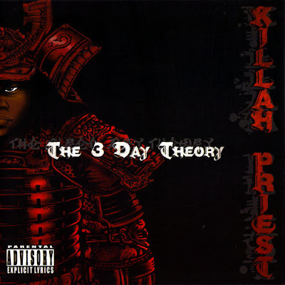 Killah Priest – The 3 Day Theory (CD) (2010) (FLAC + 320 kbps)