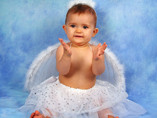 free hd images of cute angel babygirl normal for laptop