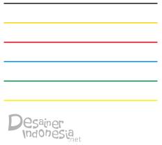 Cara Mewarnai Garis atau Outline pada CorelDRAW