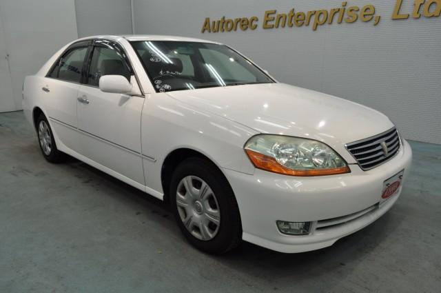 2004 Toyota Mark Ii Grande Japanese Vehicles To The World