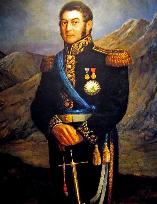 José de San Martín (1778-1850)